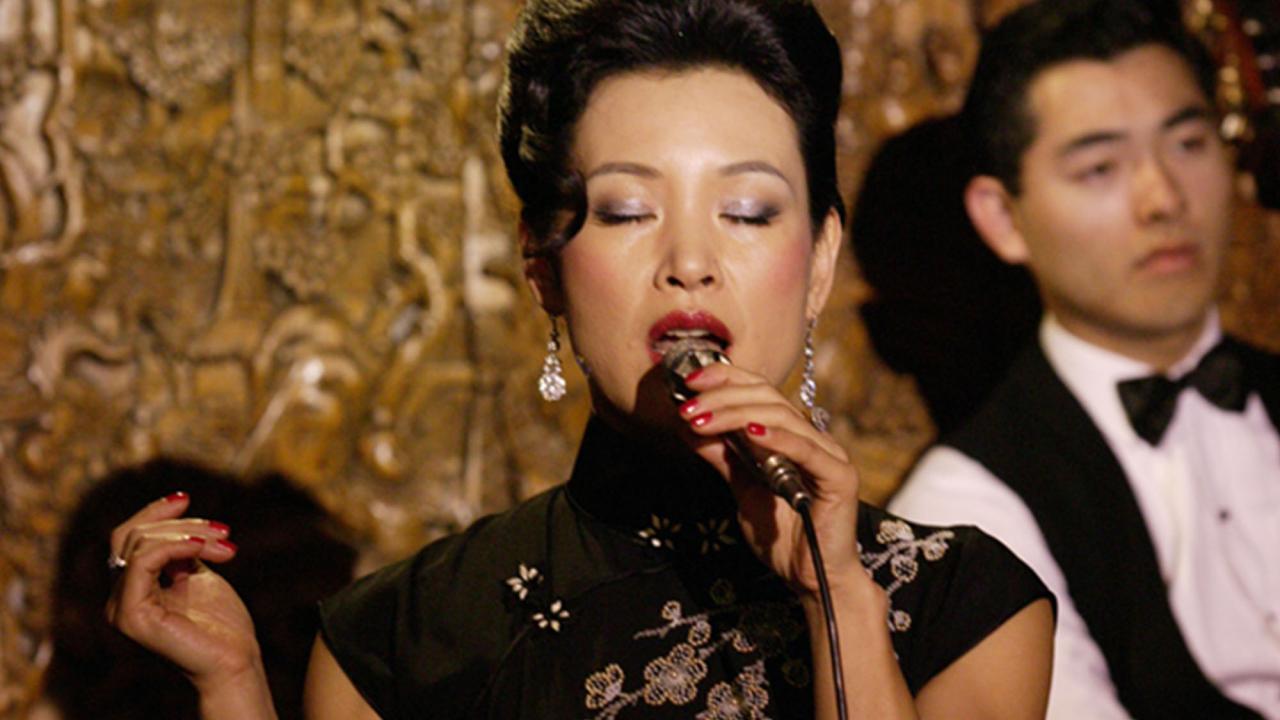 Joan Chen in ruyi