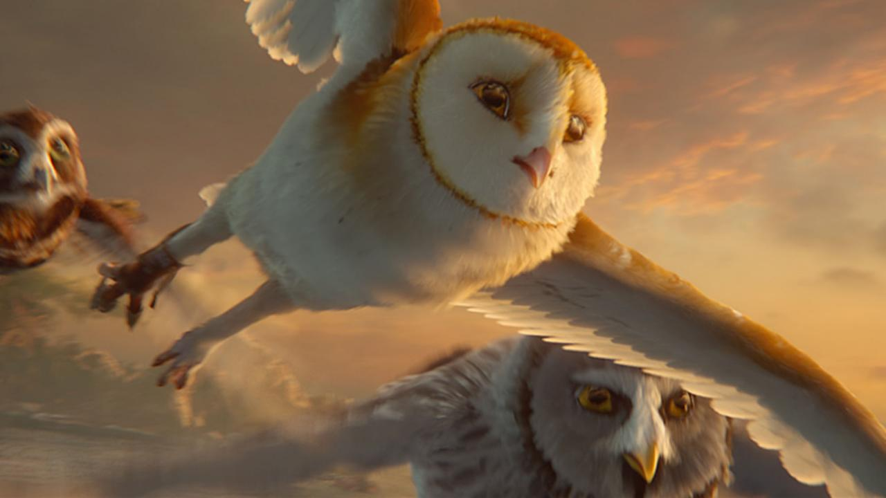 legend of the guardians owls of gahoole full movie hd