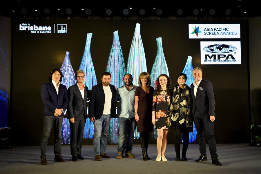 2018 MPA APSA Academy Film Fund Open - Asia Pacific Screen